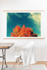 Krista Glavich Perfect Fall Art Print And Hanger
