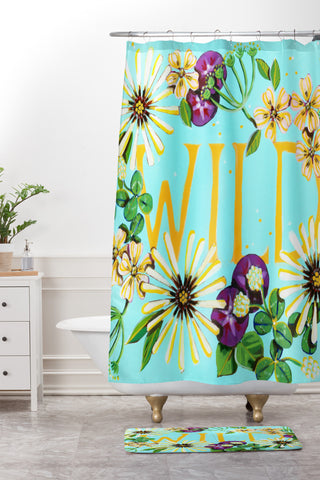 Land Of Lulu Shower Curtains