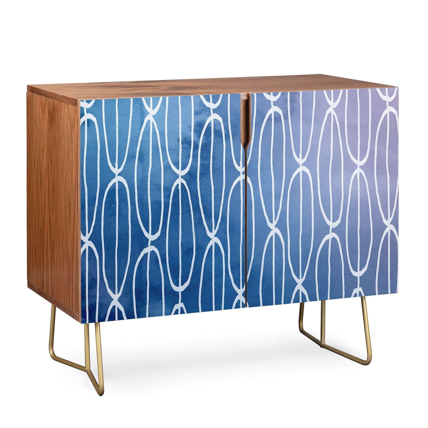 Lara Kulpa Abstract Sounds Credenza