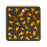 Leah Flores Pizza Party Cutting Board Square