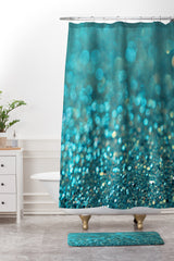 Lisa Argyropoulos Aquios Shower Curtain And Mat