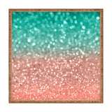 Lisa Argyropoulos Coral Meets Sea Square Tray