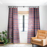 Lisa Argyropoulos Holidays Blackout Window Curtain