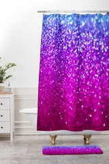 Lisa Argyropoulos New Galaxy Shower Curtain And Mat