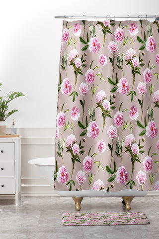 Shower Curtain And Mat | Deny Designs