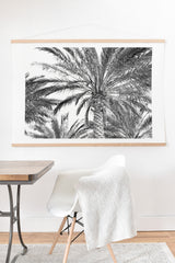 Lisa Argyropoulos San Diego Palms Art Print And Hanger