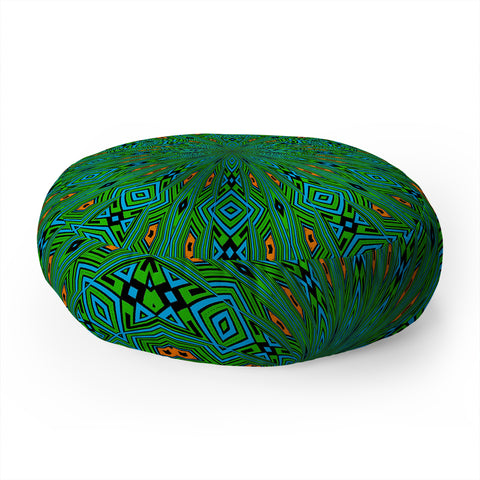 round with chair canvas insert pad car item floor seat soft home office pillow patio cushion for