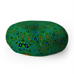 Lisa Argyropoulos Urban Aztec Floor Pillow Round