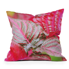 Lisa Argyropoulos Vibrant Throw Pillow