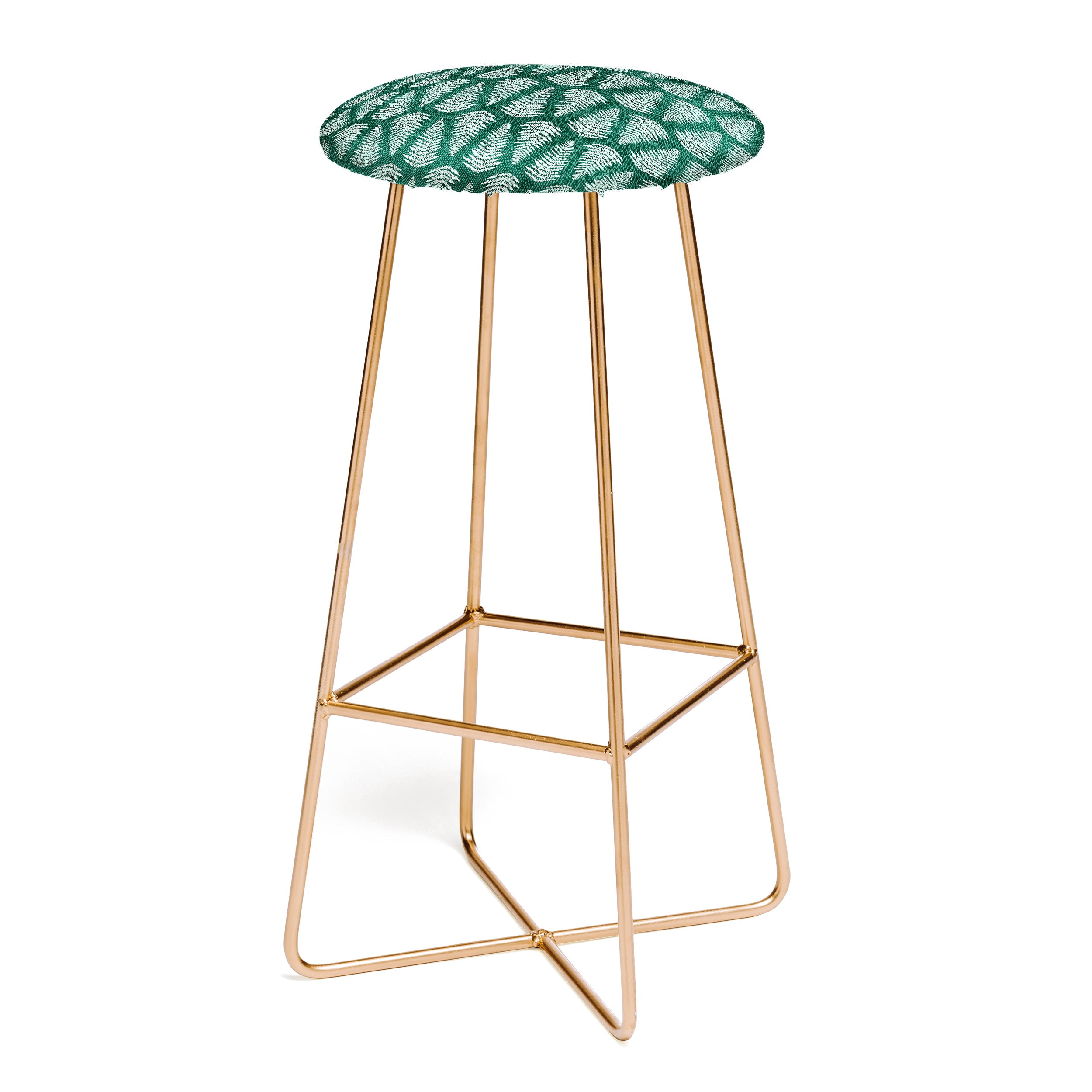 Bar Stool By Little Arrow Design Co