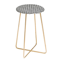Little Arrow Design Co mod scallops Counter Stool
