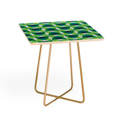 Lucie Rice And Circle Gets A Square Side Table