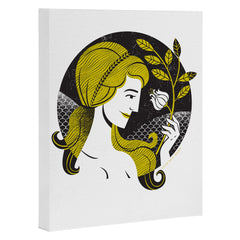 Lucie Rice ViVi Virgo Art Canvas