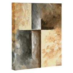 Madart Inc. Burnished II Art Canvas