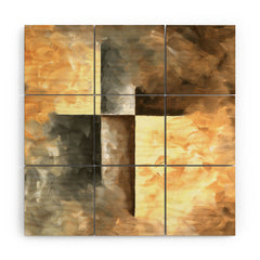 Madart Inc. Burnished II Wood Wall Mural