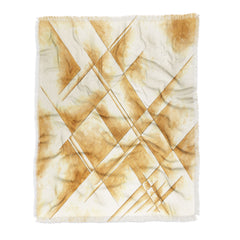 Madart Inc. Champagne Dreams 2 Throw Blanket