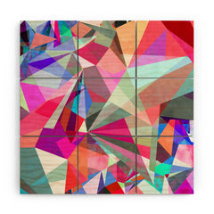 Mareike Boehmer Colorflash 5XY Wood Wall Mural