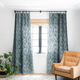 Mareike Boehmer Leaves Scattered 1 Blackout Window Curtain