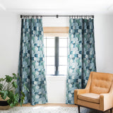 Mareike Boehmer Scandinavian Elegance Rounded 1 Blackout Window Curtain