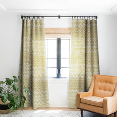 Marta Barragan Camarasa Bohemian tribal Blackout Window Curtain