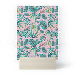 Natalie Baca Jungle Oh Mini Art Print
