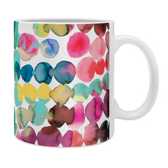 Ninola Design Ink bleeding dots Coffee Mug