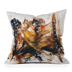 Olivia St Claire Dreams of Flying Throw Pillow