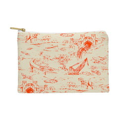 Pattern State Adventure Toile Dawn Pouch