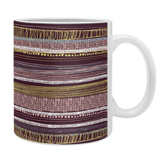 Rachael Taylor Abstract Border Coffee Mug
