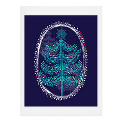 Rachael Taylor Decorative Tree Art Print