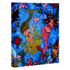 Renie Britenbucher Mermaids 1 Art Canvas