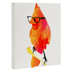Robert Farkas Punk Bird Art Canvas