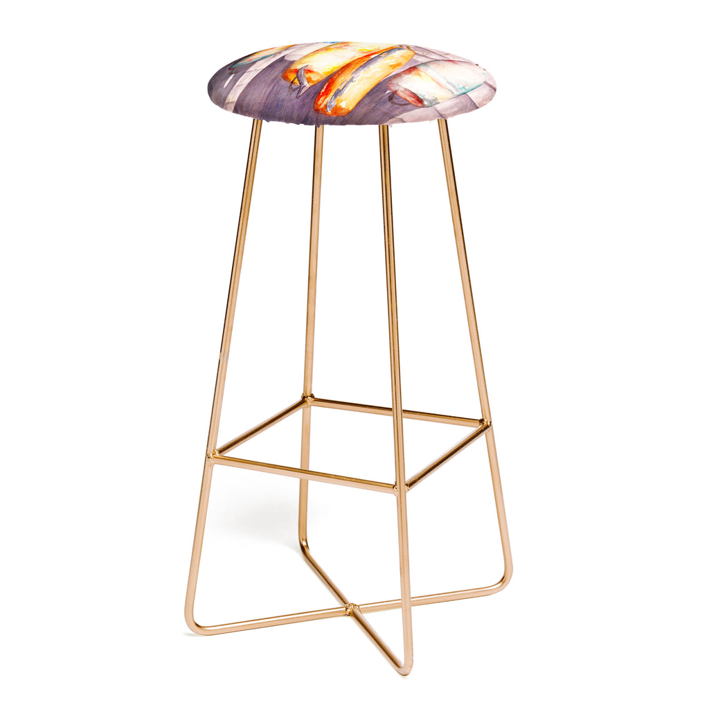 Rosie Brown Fresh Lobster Bar Stool Deny Designs : rosie brown fresh lobster bar stool white background SQUARE aston gold1024x1024 from www.denydesigns.com size 1024 x 1024 jpeg 56kB