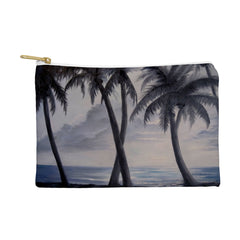 Rosie Brown Sunset Palms Pouch