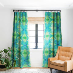 Rosie Brown The Sea Blackout Window Curtain