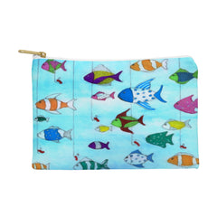 Rosie Brown Tropical Fishing Pouch