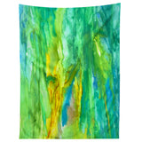 Rosie Brown Watercolor Cascade Tapestry