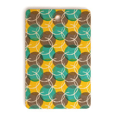 Sam Osborne Bubble Bursts Cutting Board Rectangle