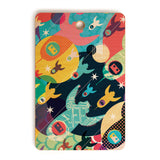 Sam Osborne Invasion Fleet Cutting Board Rectangle
