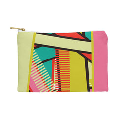 Sam Osborne Twisted Stripes Pouch