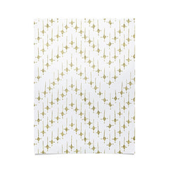 Schatzi Brown Justina Chevron Tan Poster