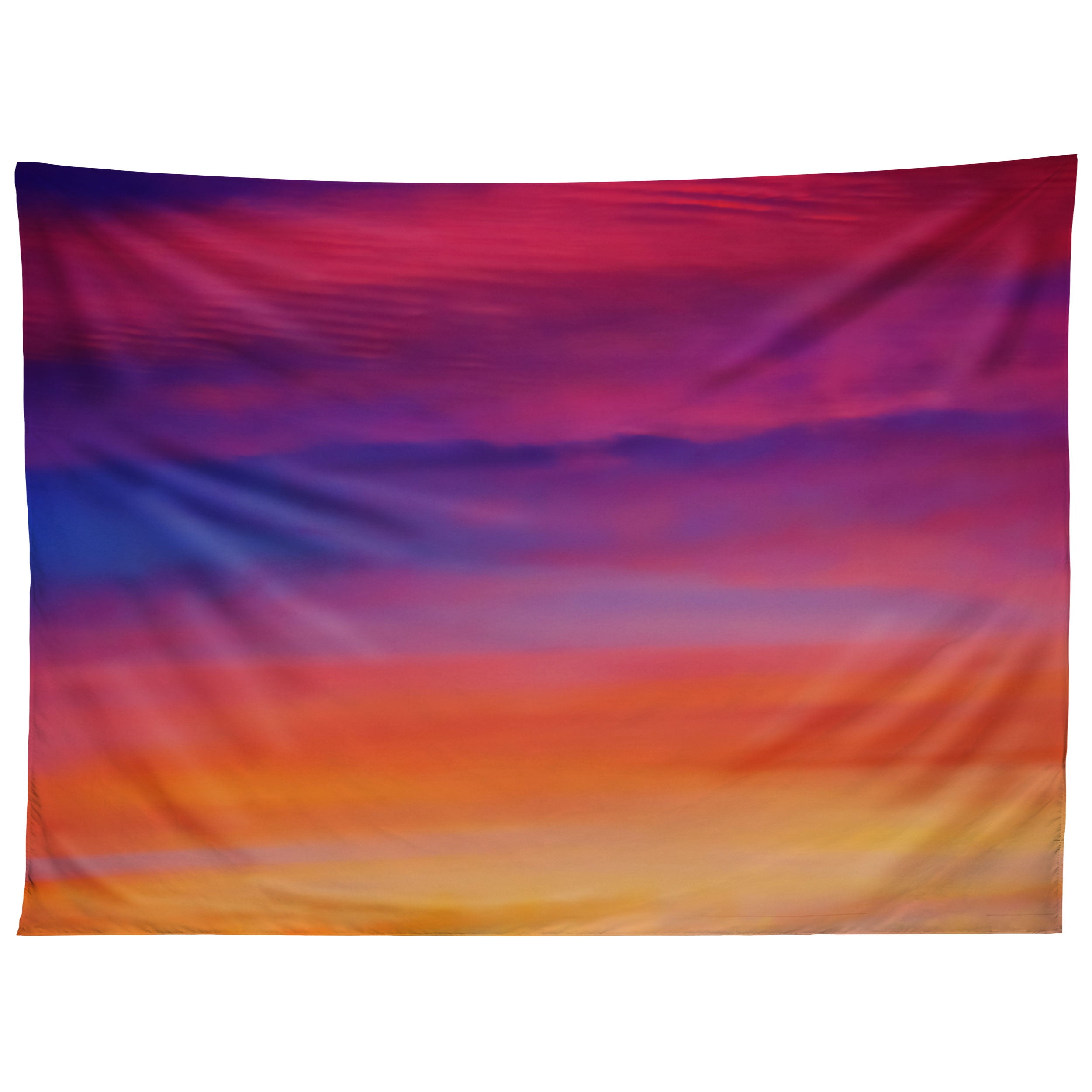 Shannon Clark Saturated Sky Tapestry