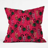 Sharon Turner A Joy To Fly Throw Pillow