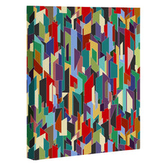 Sharon Turner Facet Art Canvas