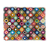 Sharon Turner festival diamond Throw Blanket