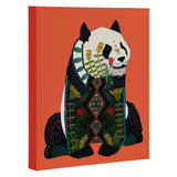 Sharon Turner panda Art Canvas