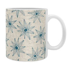 Sharon Turner sema cream blue Coffee Mug