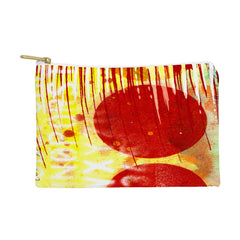 Sophia Buddenhagen Red Circle Pouch
