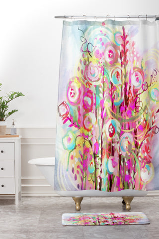 Stephanie Corfee Shower Curtains Deny Designs