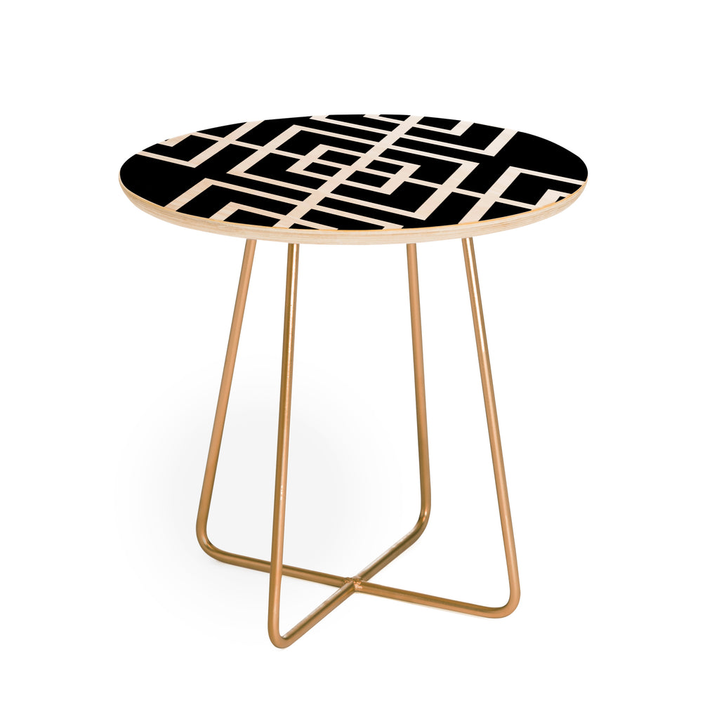 Round Side Tables